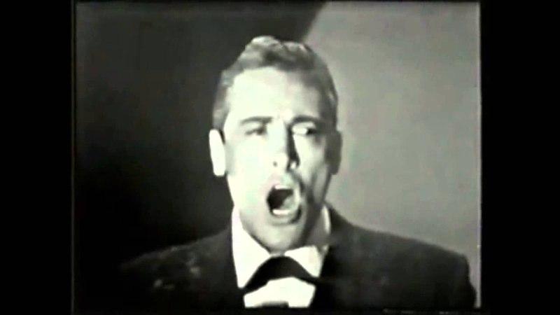 Mario Del Monaco O paese dò sole O sole mio 1965 Eurovision Audio HQ
