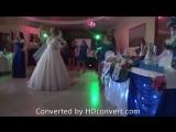 флешмоб от невесты и ее дорогих подружек