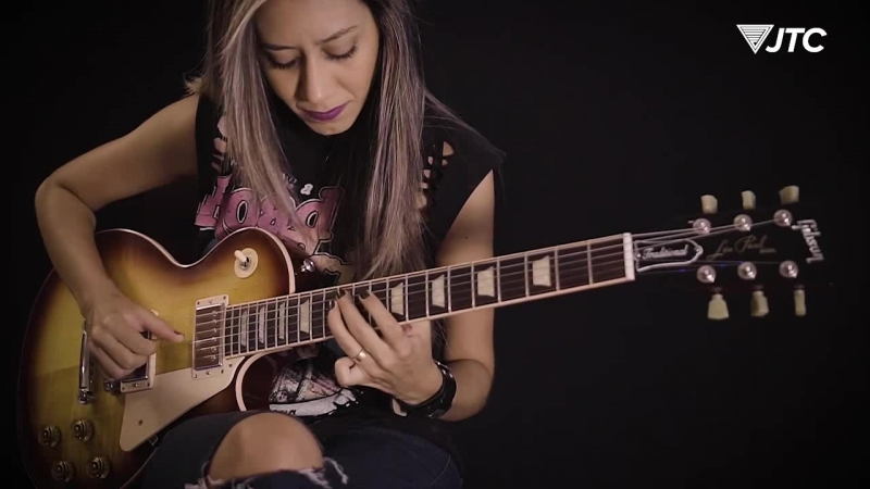 JTC - Lari Basilio - Finger picking masterclass (2.Solos)