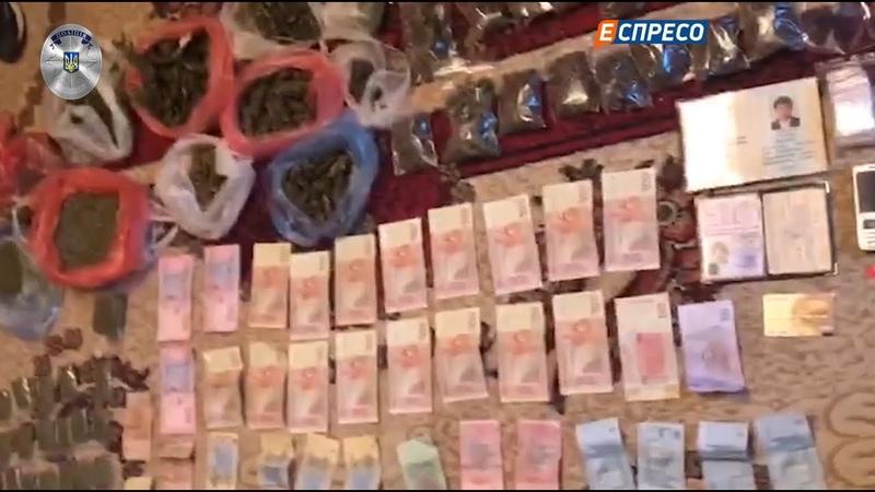 Поліцейське розслідування Незаконна торгівля