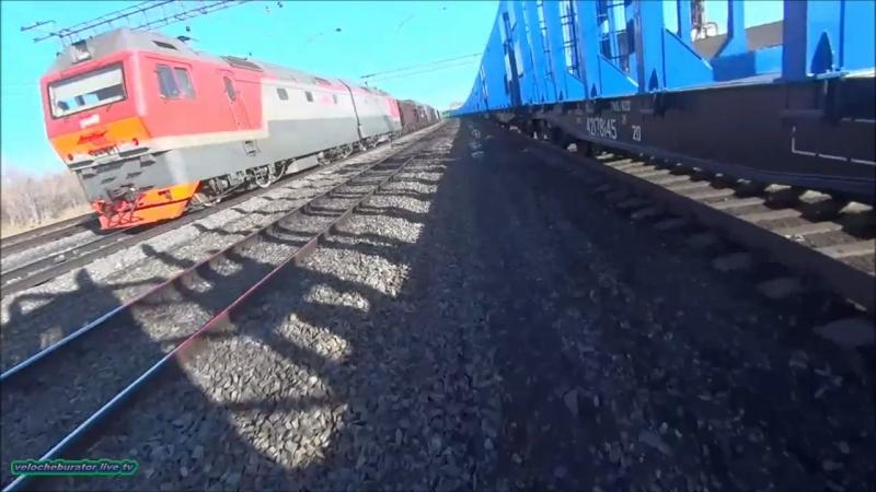 рельсы шпалы поезда я шевелю поршнями