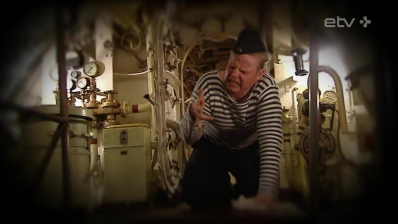 Комедийный сериал ЭССР 3, 14_14- Та еще субмарина (ENSV, Эстония 2011) - ETV - ERR