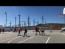 Оранжевый мяч игра за 1-2 место