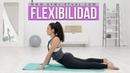 Estiramientos para aumentar flexibilidad y movilidad
