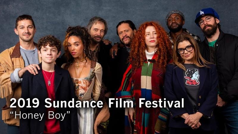 Honey Boy cast talks bringing Shia LaBeoufs story to life