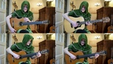 Zelda Ocarina of Time - Songs of Storms