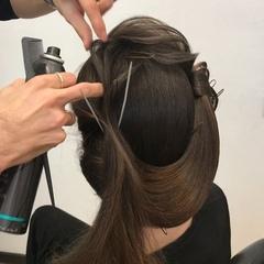 """Георгий Кот 🌍Georgiy Kot on Instagram: """"Самое страшное для парикмахера, когда клиенты с натуральными волосами просят воздушный элемент и приходится..."""