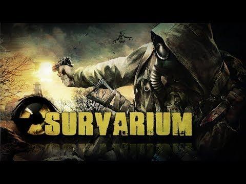Survarium Великая команда! Играем с СВД