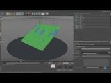 Wet Maps Procedural Trails - C4D Tutorial