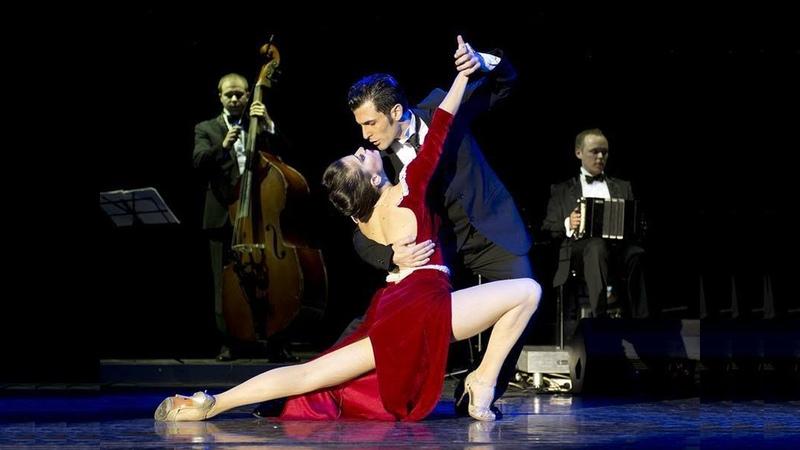 Tango Mala Junta. Fernando Gracia and Sol Cerquides with Solo Tango orchestra. Танго. 2014.
