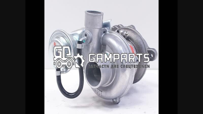 Турбокомпрессор двигателяKubota v2403