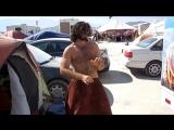 Daft Punk - Lose Yourself to Dance - Burning Man 2013