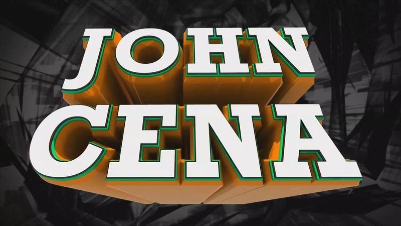 John Cenas 2017 Titantron Entrance Video [HD]