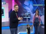 Сергей Бобунец в Омске вручил IPhone X первому победителю конкурса