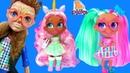 СВИДАНИЕ! КОГО ВЫБРАТЬ! HAIRDORABLES SURPRISE DOLLS UNBOXING Куклы с Май Тойс Пинк