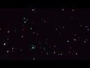 Запуск светящихся шаров в честь окончания слета ЮИД