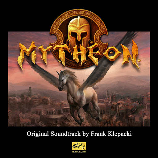Frank Klepacki альбом Mytheon (Original Soundtrack)
