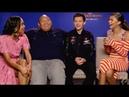 Watch Z Interview Her Spider Man Co Stars