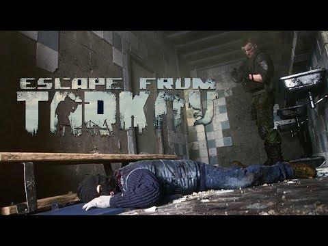 Escape From Tarkov ► USEC ► Надо выжить 03