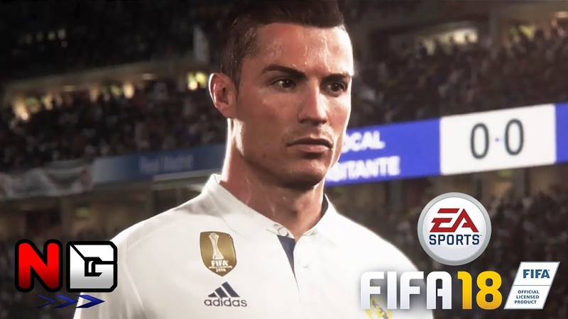 FIFA 18 - Trailer Oficial (PS4, PS3, XBOX 360, SWITCH, XBOX ONE, PC)