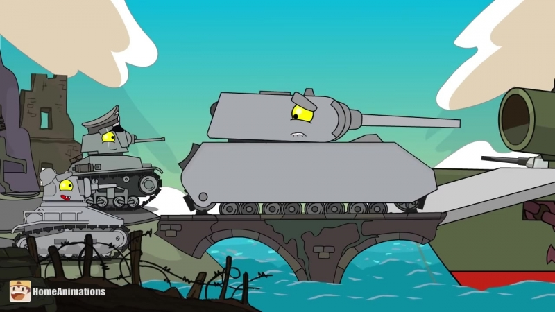 World of Tanks - ТанкоМульт (105 серия) (Россия)