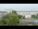Дождь и град 20 мая 2018г Белореченск