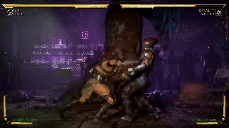 Kombat Kast 1 Mortal Kombat 11 Geras y Kabal