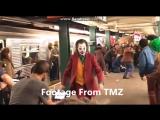 ENG   Видео со съёмок фильма «Джокер — Joker». 2019.