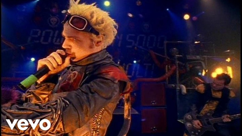 Powerman 5000 - Supernova Goes Pop