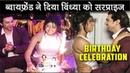 Vindhya Tiwari's Birthday Bash With Family And Friends Neel Motwani