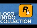 Rockstar Games - Logo Intro Collection (1997-2013)