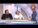 Мила Романиди на канале СПАС ТВ в программе ПРЯМОЙ ЭФИР принимает участие в бсуждении очень щекотливой темы НЕСВЯТЫЕ СВЯТЫЕ КА