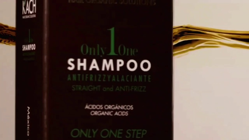 SHAMPOO ONLY 1 ONE BY KACH