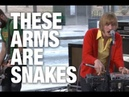 These Arms are Snakes Woolen Heirs (HD) | indieATL session