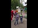 День защиты детей, парк Победы часть 1