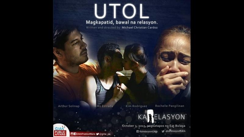 Karelasyon: Utol (2015) Филиппины