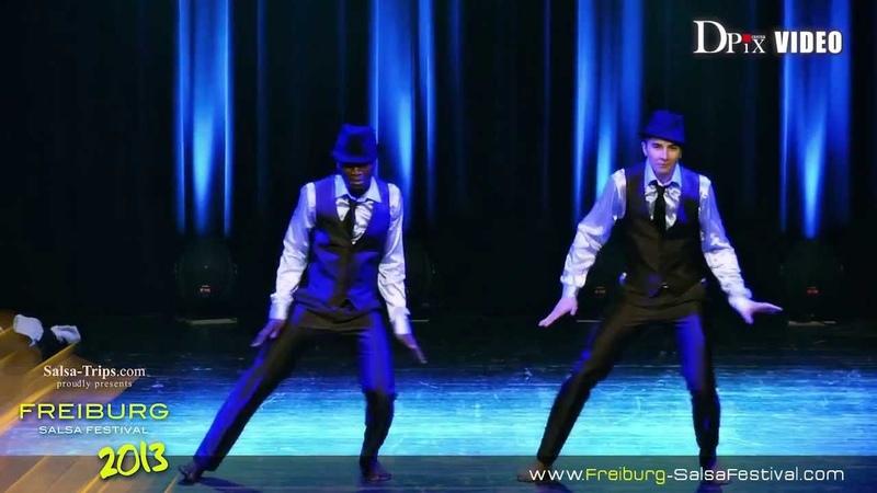 Dancefloor - Cuenta Bien (Edwin Bonilla )- Cha cha Hip hop