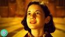 Офелия погибает и попадает в волшебный мир, где встречает своих родителей. Лабиринт Фавна 2006