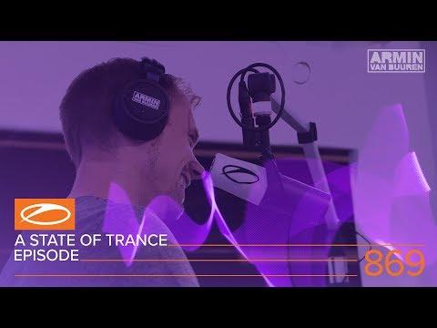 A State Of Trance Episode 869 (ASOT869) – Armin van Buuren