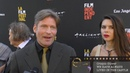 2018 Los Angeles Film Festival - Carpet Chat with Crispin Glover