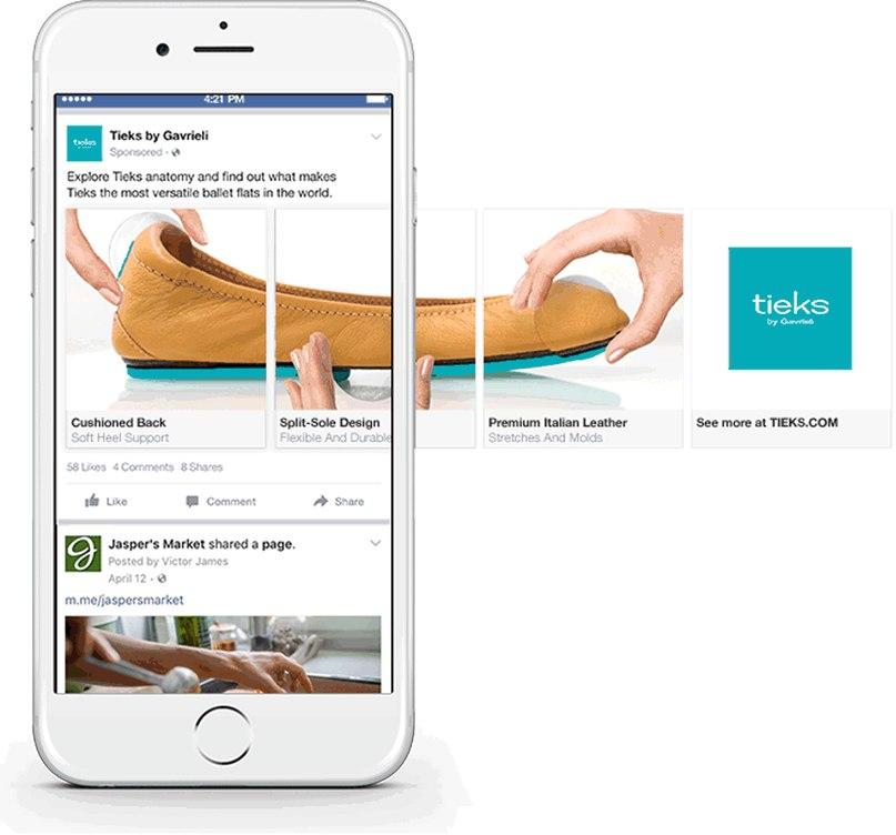как запустить рекламу в facebook