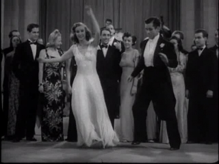 Bob Robinson And Virginia Martin Tap Dance To The Devil Takes A Holiday