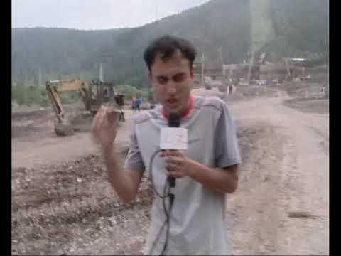 ТВ журналист VS Ёбаный вертолет