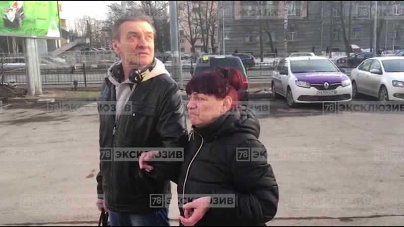 Эвакуация ТЦ Клондайк