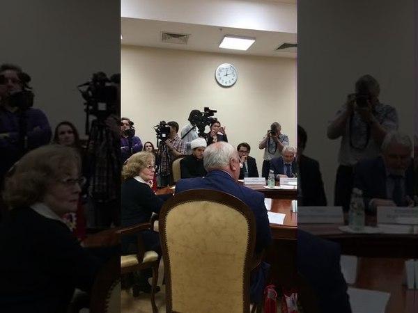 Заседание Общественного Совета Госадмтехнадзора. Часть 3