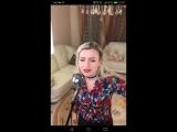 Сара Окс on Bigo Live - Часики