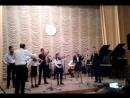 Ансамбль Скерцо на конкурсе Музыкальный рассвет 2018 в г Красноперекопск