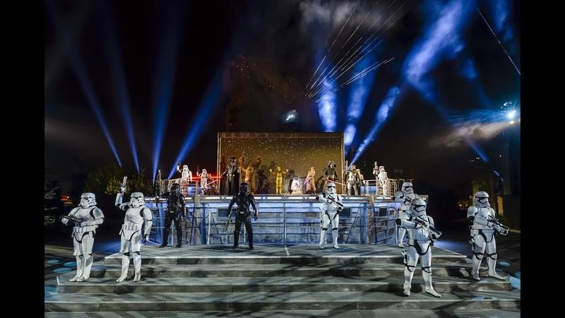 Le retour de la saison 100 STAR WARS - iNSIDE Disneyland Paris