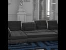 Модульный диван Lorete