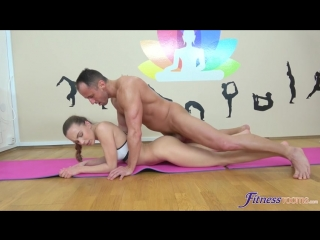 First sex channel - yoga veronica clark